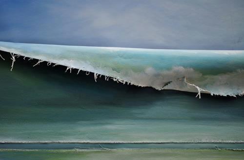 3D Canvas Wave